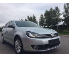 Volkswagen Golf 6 , 2012