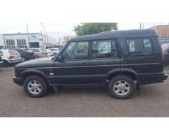 Land Rover Discovery Td5 11/2002 manual+diferential central blocabil