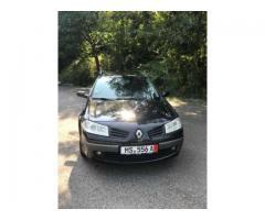 Renault megane 1.6 16 v an 2006