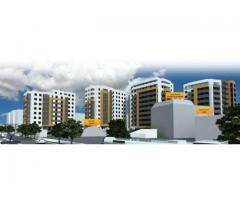 Apartament NOU trei camere in Concept Residence Pacurari - DEZVOLTATOR
