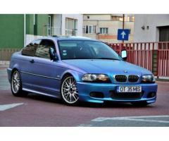 BMW E46 // 325Ci // 192CP //M-PAKET // Culoare exclusiva