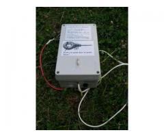 Vand gard electric pentru animale 4,5 joule
