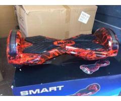 HoverBoard Flame 8 inch Bluetooth + LED-uri Telecomanda GEANTA CADOU