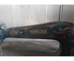Masina de cusut vechi singer