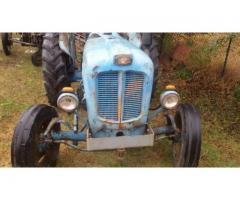 Tractor landini 4000 optim cu talon pentru inmatriculare