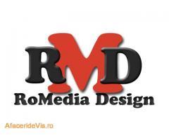 Creare site web si magazin online