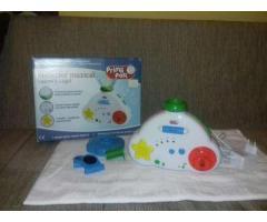 Proiector camera copil