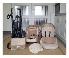 Carucior Peg Perego Pliko Switch 3 in 1