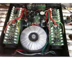 Reparații Amplificatoare Auto,Puteri Audio Mixere