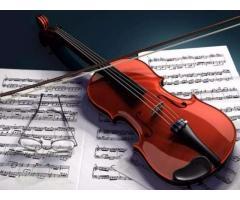 Cursuri/Lectii/Meditatii la vioara, pian, teorie pentru toate varstele