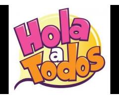 Cursuri/Meditatii de Limbă SPANIOLA online (pe SKYPE) sau la domiciliu