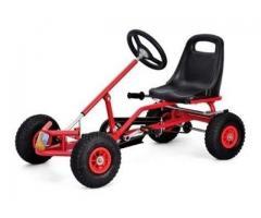 Kart cu pedale pentru copii ,roti cauciuc aer.Livrare gratuită