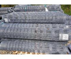 Plasa gard zincata innodata 50m lungime rola