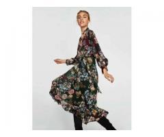 Rochie maxi Zara /colectia noua