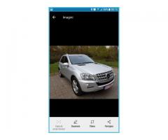 Mercedes ML 320 CDI 4MATIC Extra Full Prog.la RAR. WEBASTO! DISTRONIC!