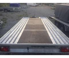 Vând platforma auto Boro Mars 5m 3000 din stoc