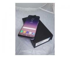 Samsung Galaxy S8 black 64 gb FULL BOX