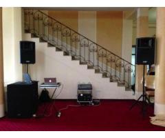 DJ - Sonorizare Evenimente private ( Nunta , Botez , Majorat )