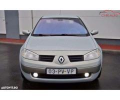 Renault Megane 2005, 1.6 benzina EURO4, Climatronic, Pilot automat, Carte Service