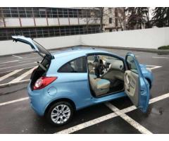 Vând FORD KA TITANIUM din 2009 în stare nouă, Motor 1.2, consum mic!