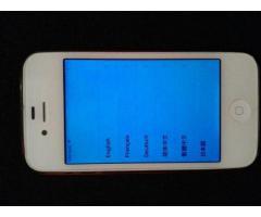De vanzare IPhone 4S alb-16gb liber