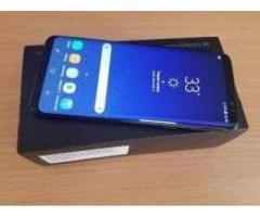 De vanzare Samsung galaxy s8 black nou