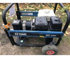 Generator de curent SDMO HX 6000 motor 4T HONDA 6KW