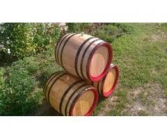 Butoi din lemn din stejar, salcam sau dud