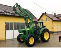 De vanzare Tractor JOHN DEERE 6430 cu incarcator original