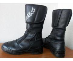 Vand cizme motociclism piele Falco