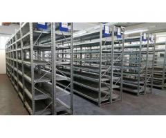 Rafturi metalice arhiva