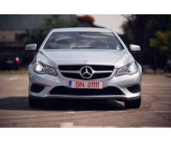 Oferta! Mercedes E220 coupe 170cp Avangarde