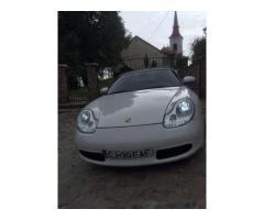 Porsche boxter de vânzare