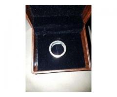 Vand inel de aur 18k cu diamante Bvlgari