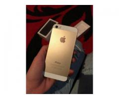 Vand IPhone 5s Gold 16gb Neverlock