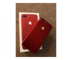 Vand Iphone 7 plus red edition 128 g - 2800 lei !