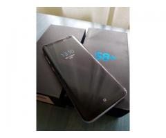 Vand Samsung S8+ plus