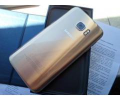 Vand Samsung Galaxy S7 Gold Auriu NOU Liber 4G 32 GB Poze