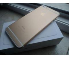 Vand IPhone 6 Plus Auriu Gold Edition 64 GB Neverlock Liber 4G Fullbox