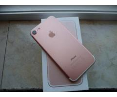 Vand IPhone 7 Rose Gold 32GB memorie 4G ca NOU Neverlocked