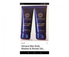 De vanzare ShowerGel si AfterShaveBalsam Versace BobDylan