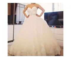 De vanzare rochie de mireasă