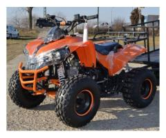 ATV 125 Phelipe NOU cu garantie, Import Germania