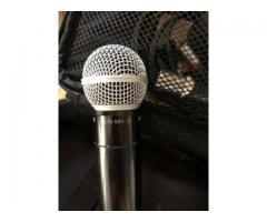 Microfon Shure Beta sm 58 A/SLX 2/Original
