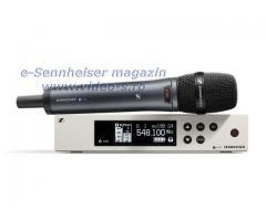 Sennheiser EW 100 G4-935 - Microfon fara fir pt solisti vocali