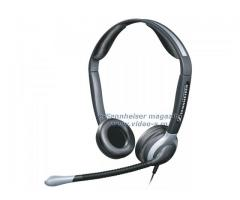 Casti cu microfon pt Call Center SENNHEISER