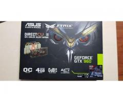 Asus Strix GTX 960 4 Gb