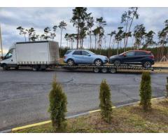 Transport mașini /comenzi platforma in toată Europa