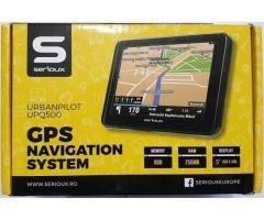 GPS Serioux - PRODUS NOU - 5 inch HARTI - ULTIMELE Aparute