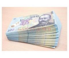 Ofertă de oportunitate de împrumut în bani